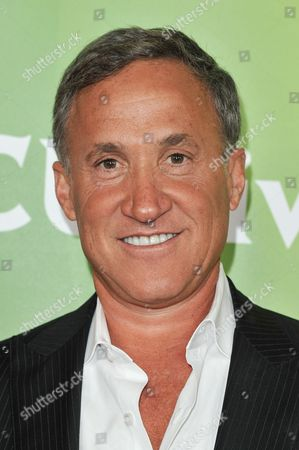 Dr. Terry J. Dubrow arrives at the NBC Universal Summer Press Day, in Pasadena, Calif