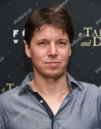 "Joshua Bell attends the premiere of ""A Tale of Love & Darkness"", at The Crosby Street Hotel, in New York"