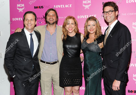 Editorial image of NY Special Screening Of Lovelace, New York, USA