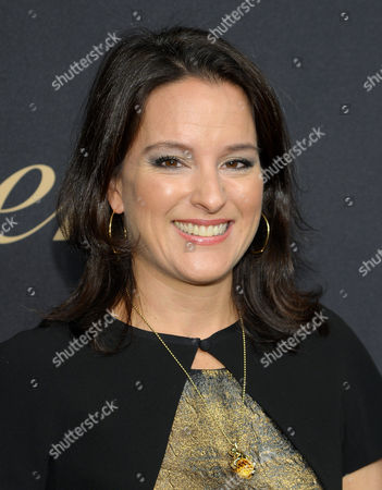 Mercedes Abramo, Cartier North America president and CEO attends the Panthere de Cartier Collection dinner & party at Skylight Clarkson Studios, in New York