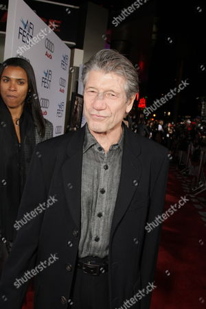 NOVEMBER 09: Fred Ward at Paramount Vantage Premiere of 'Defiance' at the 2008 AFI Fest Closing Night Gala on at the Cinerama Dome in Hollywood, CA