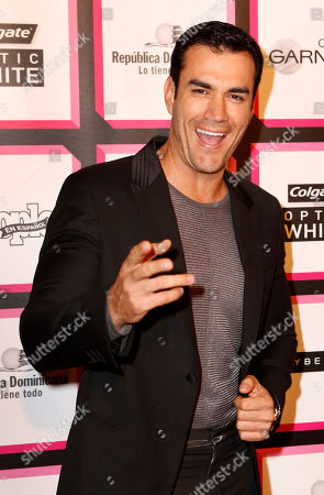 David Zepeda arrives at the People en Español's 50 Most Beautiful Party, on in New York