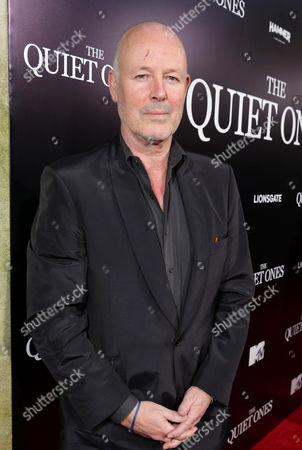 Producer Simon Oakes seen at the Los Angeles Premiere of Lionsgate's 'The Quiet Ones', in Los Angeles