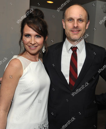 Janie Bryant, left, and THR editor Degen Pener attend the Pret-A-Reporter at the Ace Hotel presented by Samsung Galaxy, on in Los Angeles