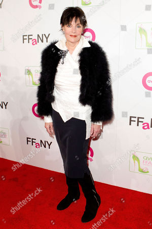 Stock Photo of October 22: Linda Dano attends the 19th Annual QVC 'FFANY Shoes On Sale' at The Waldorf=Astoria on in New York City
