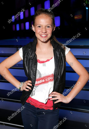 Lauren Suthers attends the Radio Disney Music Awards at the Nokia Theatre on in Los Angeles