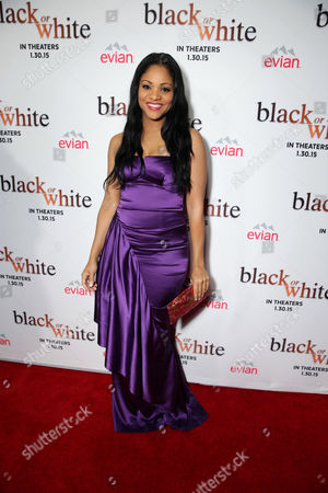 """Editorial image of Relativity Studios Premiere of """"Black or White"""", Los Angeles, USA"""