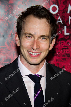 "Conrad Kemp attends the after party for the Broadway opening of ""Romeo and Juliet"" on in New York"