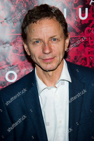 "Brent Carver attends the after party for the Broadway opening of ""Romeo and Juliet"" on in New York"