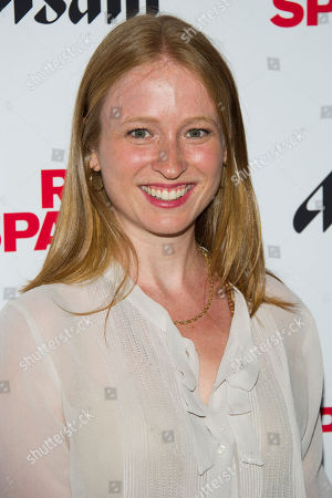 """Pepper Binkley attends the """"Ruby Sparks"""" premiere on in New York"""