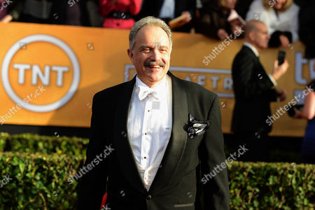 Anthony Laciura arrives at the 19th Annual Screen Actors Guild Awards at the Shrine Auditorium in Los Angeles on