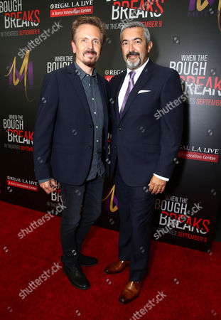 """Editorial image of Screen Gems Premiere of """"When the Bough Breaks"""", Los Angeles, USA"""