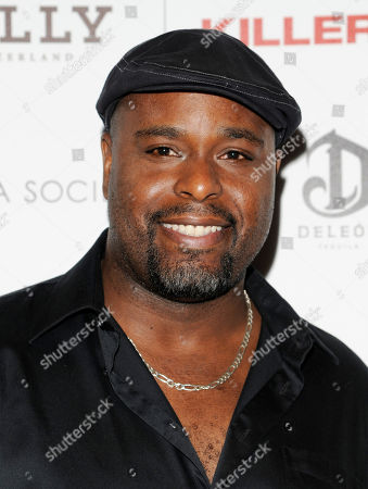 """Actor J. Bernard Calloway attends a special screening of """"Killer Joe"""" hosted by The Cinema Society with Bally and DeLeon at the Tribeca Grand Hotel on in New York"""