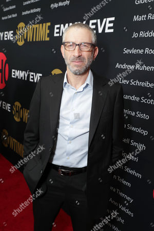 Mark Ivanir seen at Showtime's Emmy Eve at the Sunset Tower, in Los Angeles