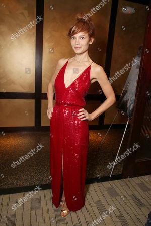 Composer/Actor Darya Charusha seen at STX Entertainment â?˜Hardcore Henry' reception at 2016 SXSW Film Festival, in Austin, TX