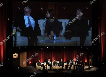 Editorial photo of Television Academy Presents An Evening Honoring James Burrows, North Hollywood, USA