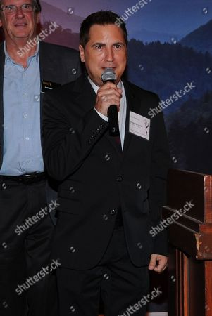Paul Greenberg speaks at the Television Academy's 66th Emmy Awards Writers Nominee Reception on at the Television Academy in the NoHo Arts District of Los Angeles