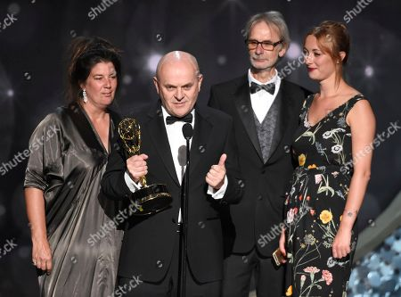 Editorial image of Television Academy's 2016 Creative Arts Emmy Awards - Show - Night One, Los Angeles, USA