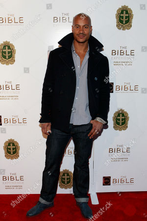 Editorial image of THE BIBLE EXPERIENCE OPENING NIGHT GALA, New York, USA