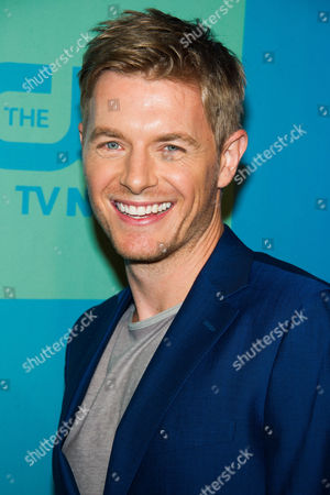 Rick Cosnett attends the CW Network Upfront on in New York