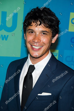 Bob Morley attends the CW Network Upfront on in New York