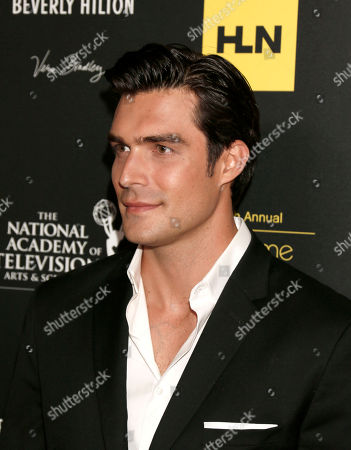 Peter Porte arrives at the 39th Annual Daytime Emmy Awards on HLN at the Beverly Hilton Hotel on in Beverly Hills, Calif