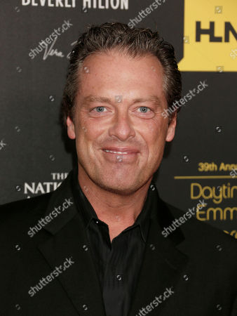 Todd Newton arrives at the 39th Annual Daytime Emmy Awards on HLN at the Beverly Hilton Hotel on in Beverly Hills, Calif
