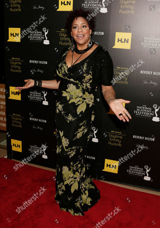 Kim Coles arrives at the 39th Annual Daytime Emmy Awards on HLN at the Beverly Hilton Hotel on in Beverly Hills, Calif