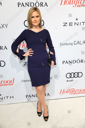 Julia Styles arrives at The Hollywood Reporter Nominees' Night at Spago, in Beverly Hills, Calif