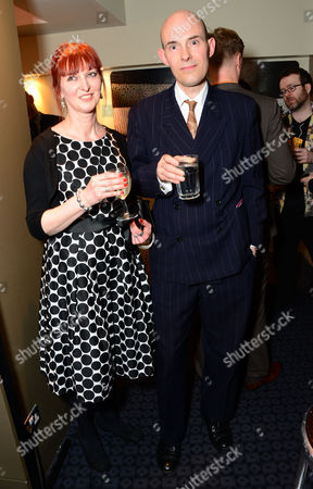 Stock Picture of Paul Willetts at the UK premiere of The Look of Love at the Curzon Soho in London on