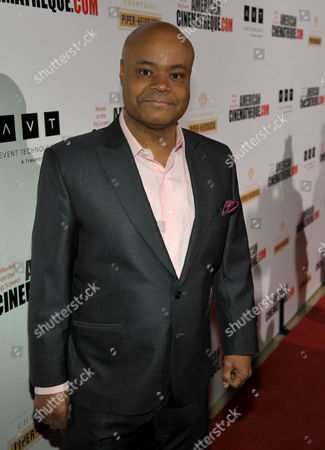 Stock Picture of Terence Bernie Hines attends the presentation of the 27th Annual American Cinematheque Award to Jerry Bruckheimer, in Beverly Hills, Calif