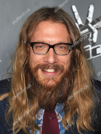 """Nicholas David attends a red carpet event for """"The Voice"""" Season 3 in Los Angeles on"""