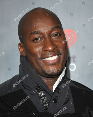 "Stock Picture of Jermaine Paul attends a red carpet event for ""The Voice"" Season 3 in Los Angeles on"