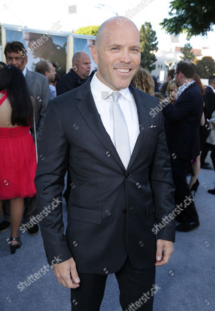 Josh Blacker seen at The World Premiere of TriStar Pictures 'Elysium', on Wednesday, August, 7, 2013 in Westwood, Calif