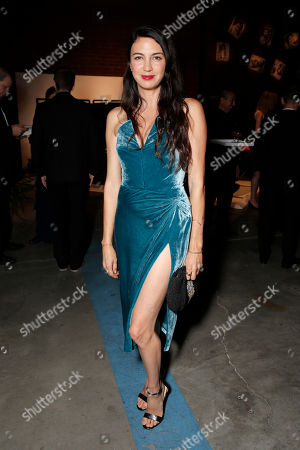 Shiva Rose attends at the Third annual Baby2Baby Gala honoring Kate Hudson at The Book Bindery, in Culver City, Calif