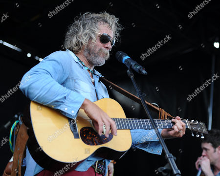 Donavon Frankenreiter performs at the Tortuga Festival in Ft Lauderdale,Florida on