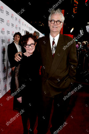 """Mary Jo Deschanel and Cinematographer Caleb Deschanel seen at Twentieth Century Fox's """"Rules Don't Apply"""" World Premiere Gala Opening Night Gala Screening at AFI FEST 2016, in Los Angeles"""