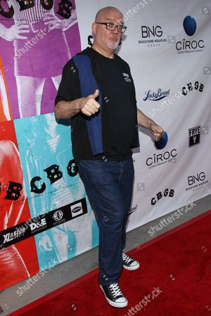 "Editorial picture of West Coast Special Screening of ""CBGB"" - Arrivals, Los Angeles, USA"