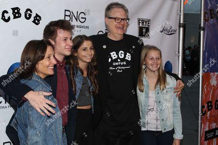 "Editorial photo of West Coast Special Screening of ""CBGB"" - Arrivals, Los Angeles, USA"
