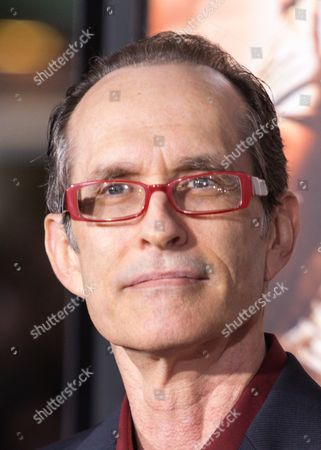 """Writer/director David Twohy arrives at the world premiere of """"Riddick"""" at the Mann Village Westwood Theater on in Los Angeles"""