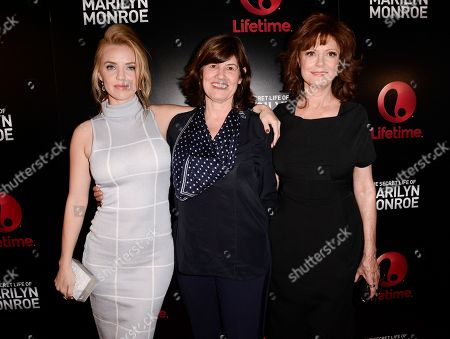 """Editorial picture of World Premiere of """"The Secret Life of Marilyn Monroe"""" - Red Carpet, Los Angeles, USA"""