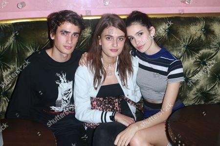 Mackinley Hill, Chase Hill, Zoe Barnard