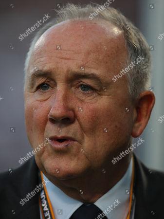 Everton director of football Steve Walsh