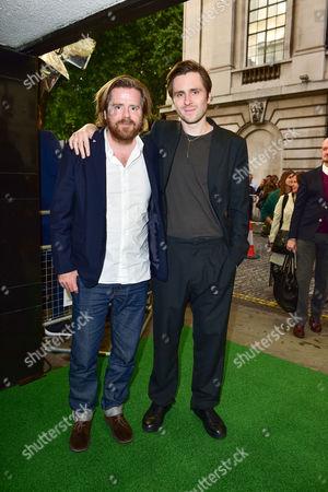 Janus Metz and Sverrir Gudnason