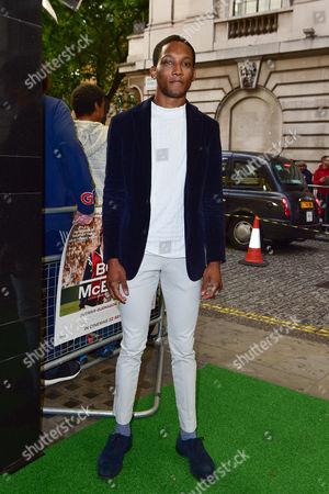 Editorial photo of 'Borg Vs McEnroe' Film Premiere, London, UK - 14 Sep 2017