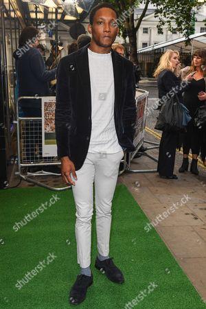 Editorial picture of 'Borg v McEnroe' film premiere, London, UK - 14 Sep 2017