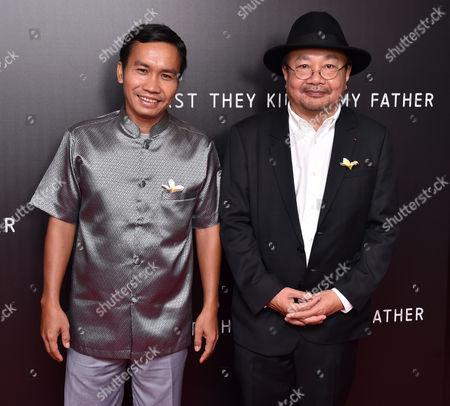 Kompheak Phoeung and Rithy Panh
