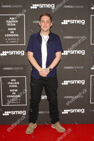 Editorial picture of Smeg flagship store opening, St James's, London, UK - 14 Sep 2017