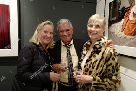 Editorial image of Designers By Jean-Marie Perier, Little Black Gallery, Fulham, London, UK - 14 Sep 2017