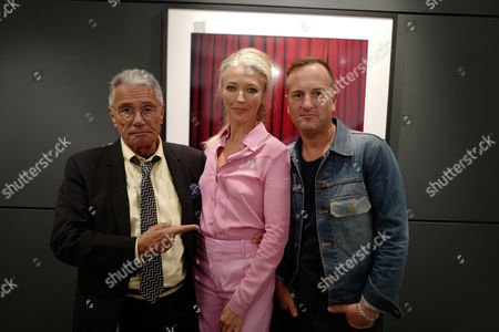 Jean-Marie Perier and Tamara Beckwith and Ghislain Pascal
